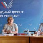 Активисты ОНФ просят власти устранить оставшиеся недочеты на школьных маршрутах в Ульяновске как можно скорее
