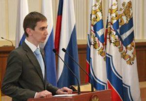 Третий пошел. Уволен зам губернатора Анатолий Озернов