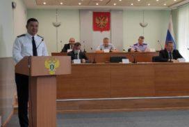 В прокуратуре Ульяновской области подведены итоги работы за первое полугодие 2021 года
